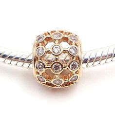 Pandora Inner Radiance With Clear Cz Charm P 784 pandora inner radiance with clear cz charm