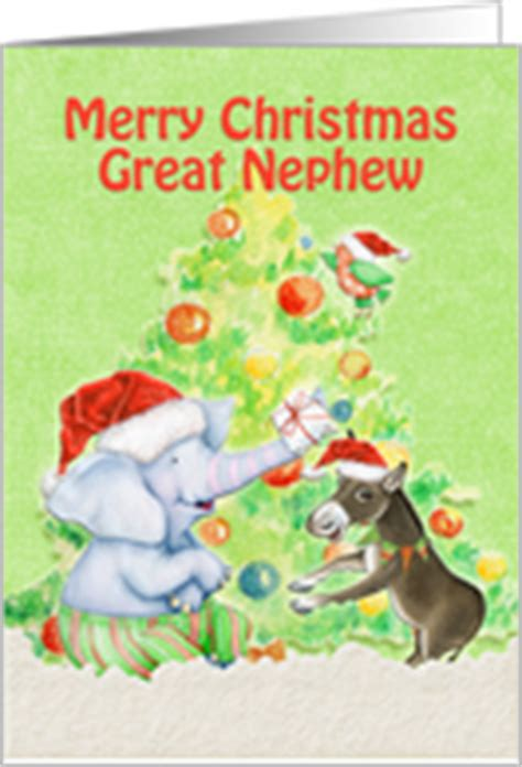 christmas cards  great nephew  greeting card universe