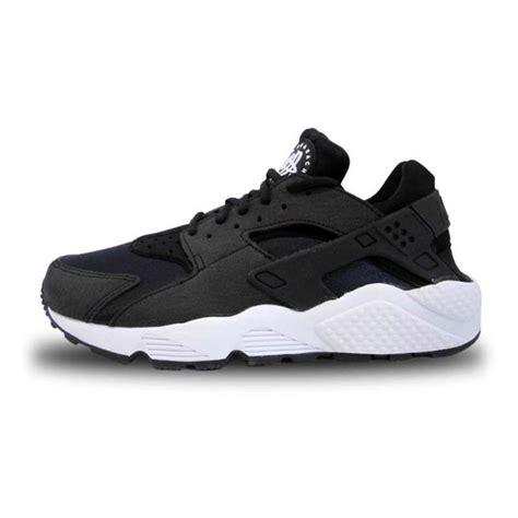 Nike Huarache Black by Nike Huarache Black White For Just 49 99 Quality 100