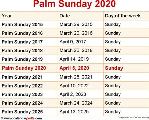palm sunday     palm sunday