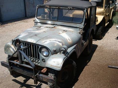 53 Willys Jeep M38a1 Willys Jeep Dallas