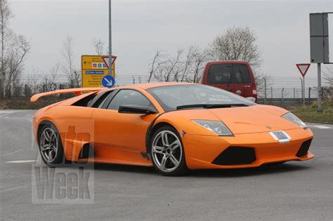 Lamborghini Murcia In The Works Lamborghini Murci 195 169 Lago Sv Rear Wheel Drive
