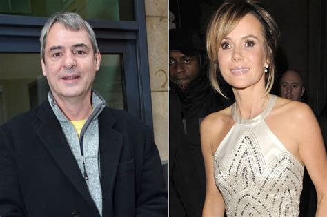 who is amanda holden married to neil morrissey blasts amanda holden for spilling beans on