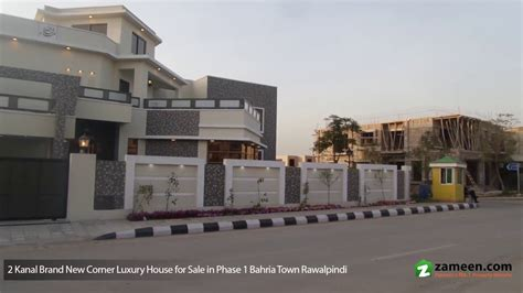 Rwp Home Design Gallery 2 Kanal Brand New Corner Luxury House Available For Rent