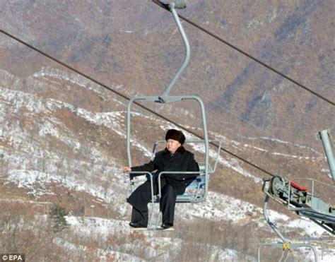 north korea s ski resort which kim jong un says is