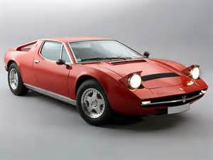 Merak Maserati 1976 Maserati Merak Ss Cars One