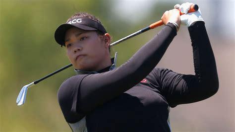 rolex rankings move   week ariya jutanugarn lpga ladies professional golf association