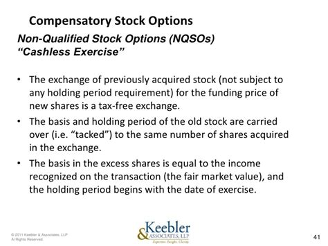 section 83b nonstatutory stock options vs non qualified stock options