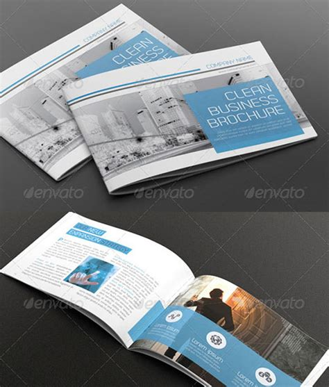 multi page brochure template 30 awesome indesign brochure templates