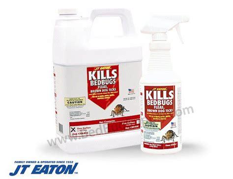 jt eaton kills bed bugs contact killer