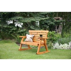 Rocking Garden Bench Tom Chambers Rocking Garden Bench
