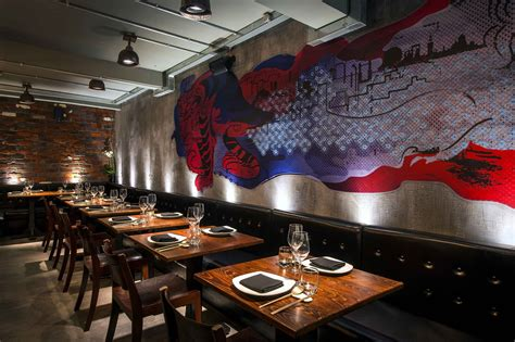 Design Restaurant by Move Over Nobu Visit Jinjuu Modern Korean With London Flair