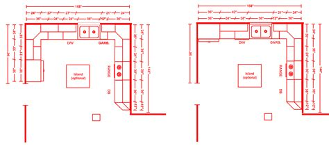 ideal kitchen layout u kitchen layouts dream house experience