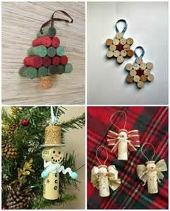 decoraci 243 n de navidad con corchos ecodeco mobiliario