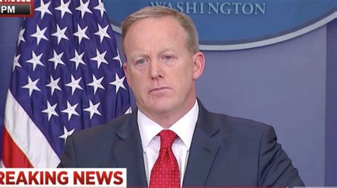 sean spicer no camera sean spicer no longer expected to give daily briefings