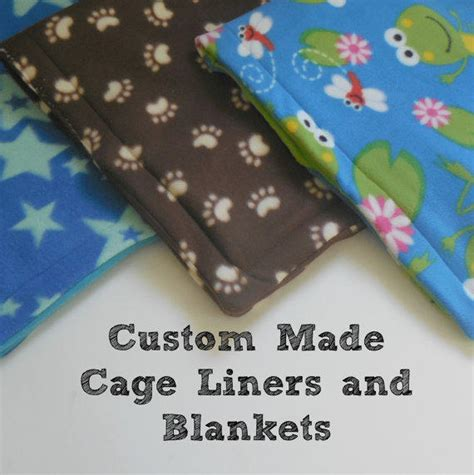 Fleece Blankets For Guinea Pigs by Fleece Cage Liners Or Bedding Guinea From