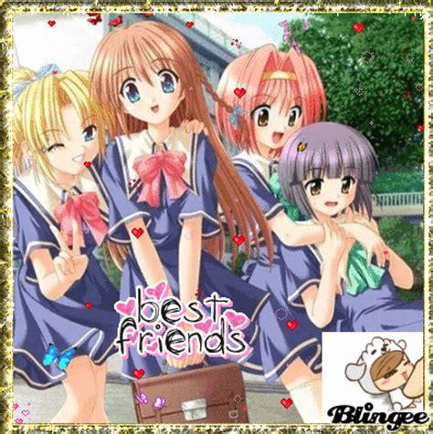 imagenes de anime kawaii de amigas amigas anime picture 122123206 blingee com