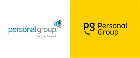 Brand New: New Logo and Identity for Personal Group by SomeOne