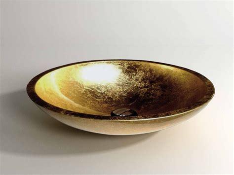 dimensione bagno perignano vasque 224 poser ovale en stonelight scoop s 233 rie gold by