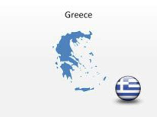 powerpoint design greece download high quality royalty free greece powerpoint map