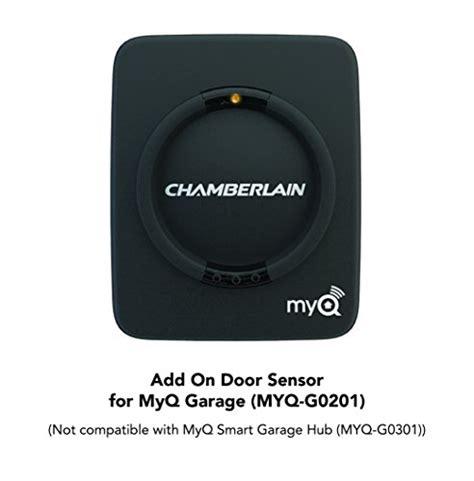 Smart Garage Door Opener by Chamberlain Myq Universal Smart Garage Door Opener Second