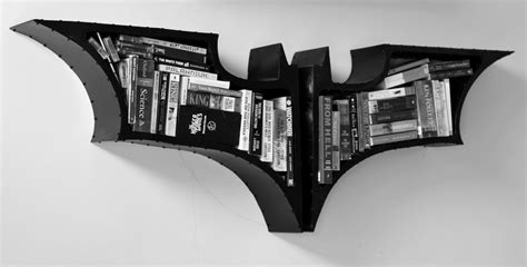batman the bookshelf stuff you should
