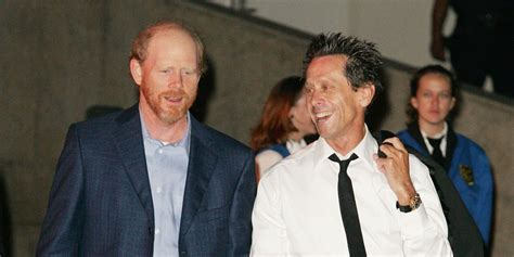 ron howard book how brian grazer and ron howard went from unemployed