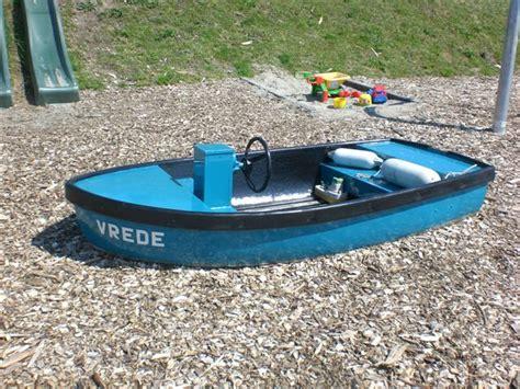 oude bootjes te koop kinderen aan boord voor en door varende ouders