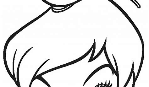 Tinkerbell Coloring Pages Free PrintableFree For Kids  sketch template