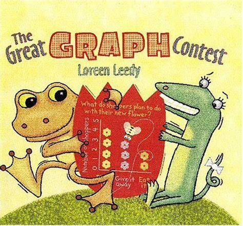picture book contest the great graph contest teach