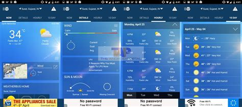 free weather apps for android free weather apps for android phones 28 images sony