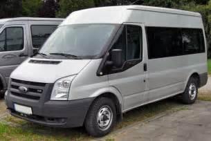 Ford Transporter File Ford Transit Vi 110 T300 20090910 Front Jpg