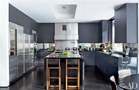 architectural digest kitchen cabinets 15 spectacular before and after kitchen makeovers photos