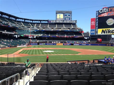 section eleven citi field section 11 rateyourseats com