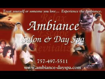 ambiance salon and day spa | virginia beach vacation guide