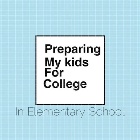 Contest To Win Money For College - preparing kids for college in elementary school sweepstakes to win 2500 college