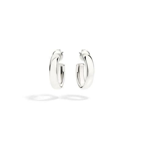 orecchini pomellato argento pomellato 67 orecchini argento o b522 a p