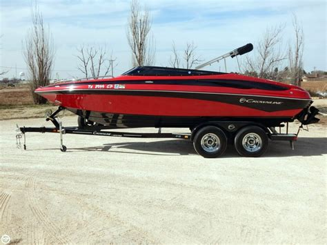 red crownline boats for sale 2015 used crownline 21 ss bowrider boat for sale 47 000