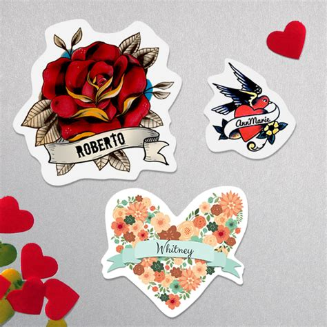 tattoo nation la valentine free printable valentine s day temporary tattoos