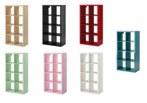 cubo libreria ikea ikea kallax cube storage series shelf shelving units