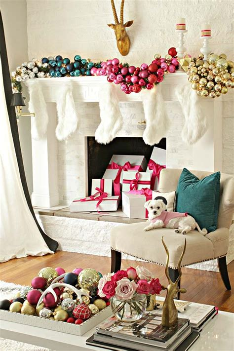 christmas decorating ideas   merry  bright holiday