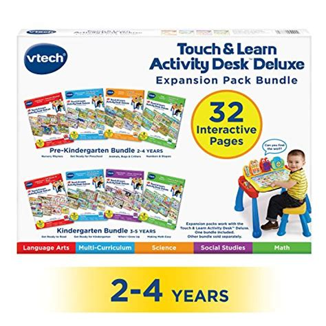 vtech touch and learn activity desk deluxe pink amazon com seller profile vtechkids the official vtech