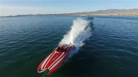 boat crash topock az insane 2700hp 40 skater running at full speed in lake