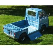 1969 Subaru Rampside