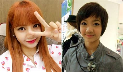 blackpink young blackpink lisa s beauty transformation through the years