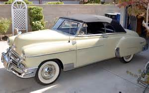 1950 Chevrolet For Sale 1950 Chevrolet Convertible Cars On Line