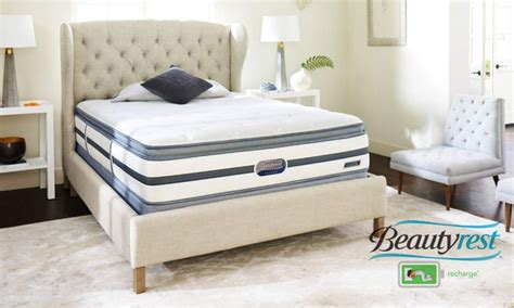 Simmons Beautyrest Recharge Sunset Oaks Plush Pillow Top Mattress Set simmons beautyrest recharge sunset oaks plush pillow top