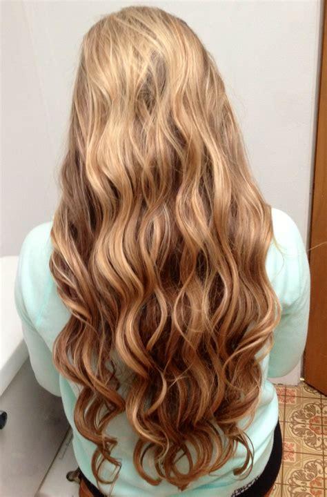 beach wave hairstyle perm perfect hair lovely locks pinterest hair style hair