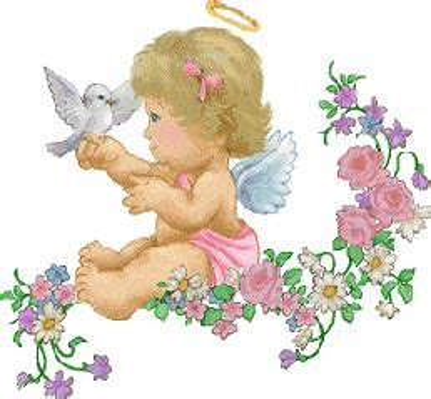 imagenes jueves chiquito 193 ngel beb 233 con paloma en su mano y alas que se mueven