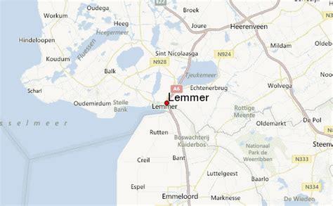 heerenveen netherlands map lemmer location guide
